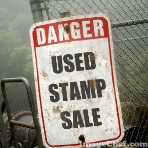 Mega Retired Stamps and Stamping Products Sales