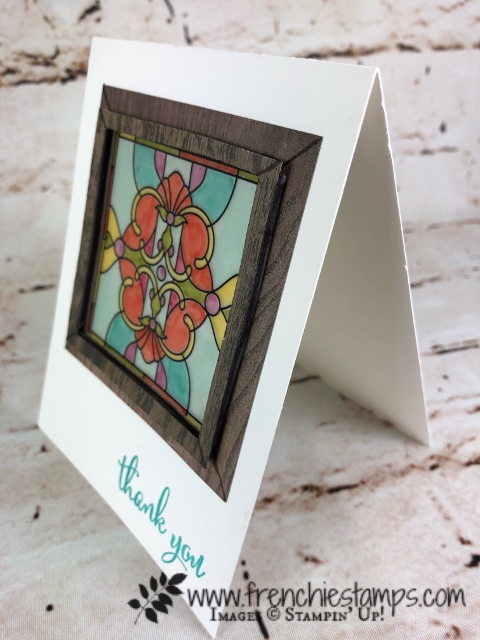 Stain Glass with Graceful Glass Paper