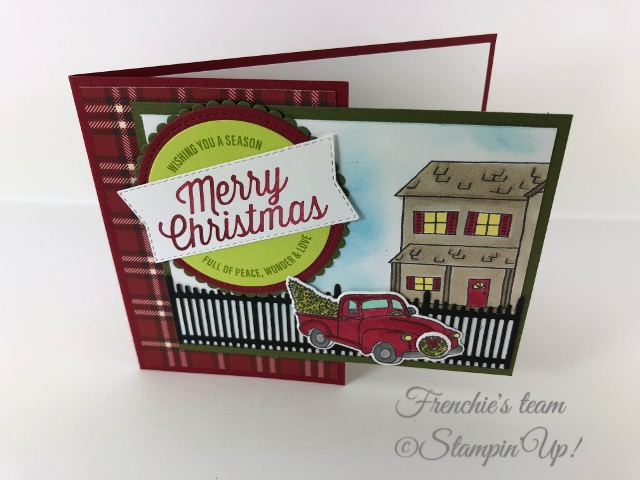 Holidays Cards by Frenchie's team