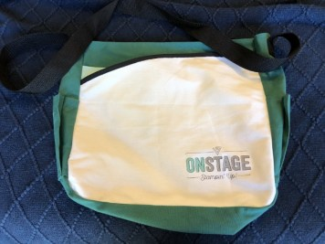 Canvas Green bag 7.00