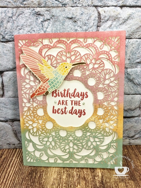 Showcase of the Bird Ballad Laser Cut Cards for many occasion.