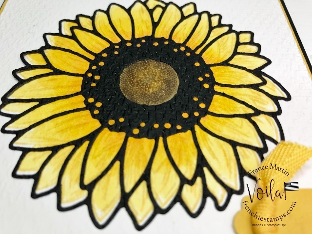 Celebrate Sunflowers Emboss Die-Cut