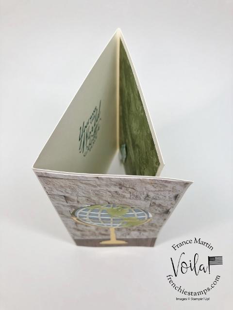 Tri-Fold with the Beautiful World Bundle