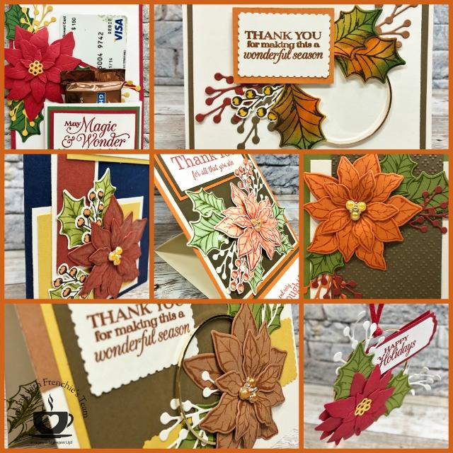 Poinsettia Petals For October Customer Appreciation