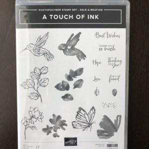 A Touch Of Ink  17 Photopolymer Stamps