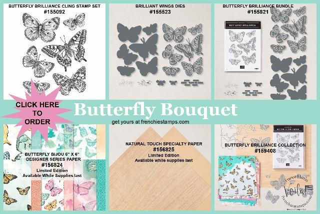 Butterfly Bouquet new release