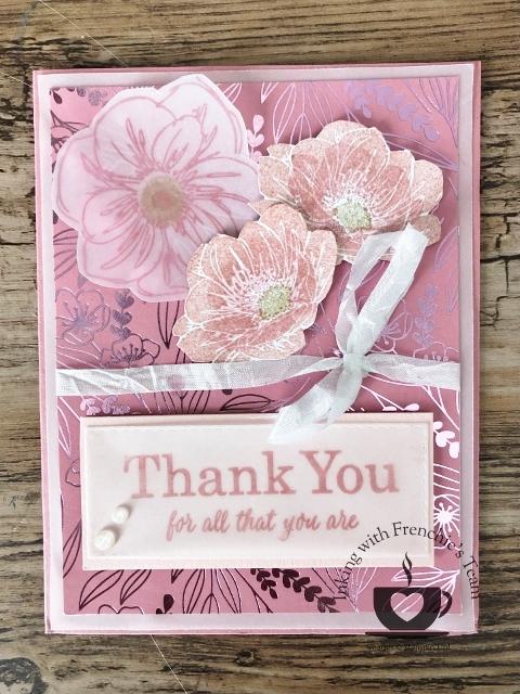 Love You Always Designer Specialty Designer Paper