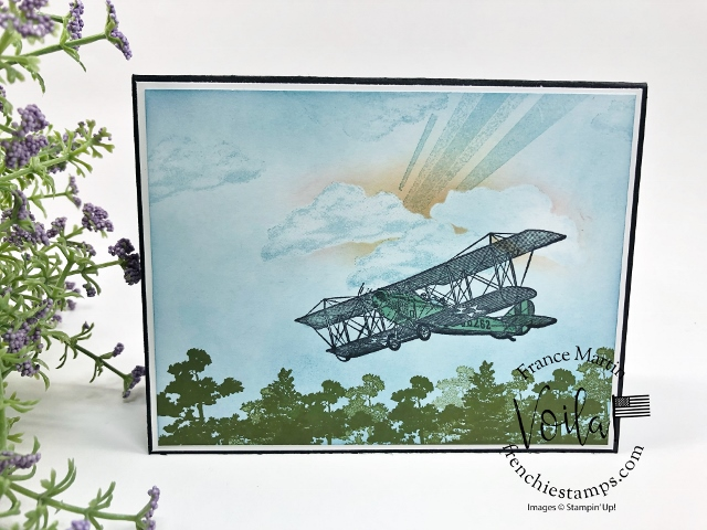 After the Storm with Soar Confidently stamp set.