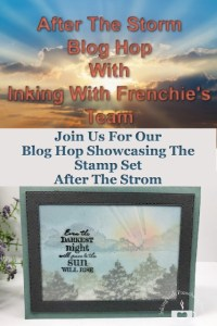 After The Storm Blog Hop With Frenchie's Team