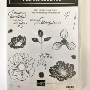 Floral Essence Stamp Set