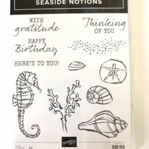 Seaside Notions stamp set