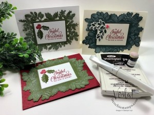 How To Add Frost to the Merriest Frames