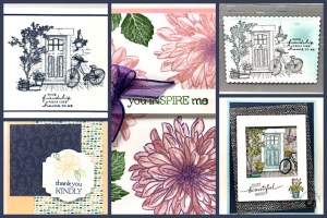 Sale A Bration Fall 2021 Swap card with Frenchie Team