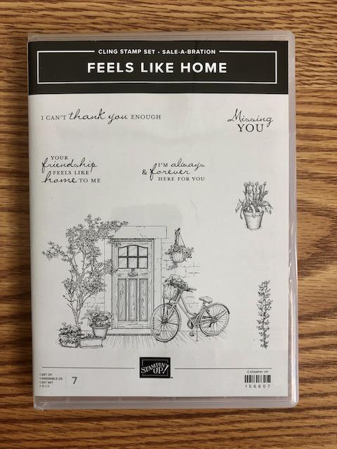 Feels Like Home Stamp Set