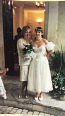 Melissa and Mom