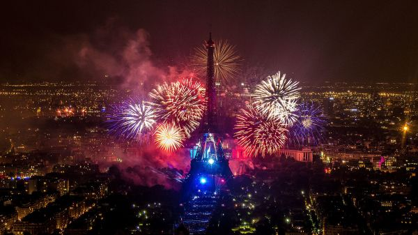 Bastille Day. ' French 4th Of July