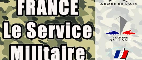 Le Service Militaire En France