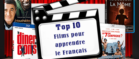 Check out our Top 10 movies to learn French.