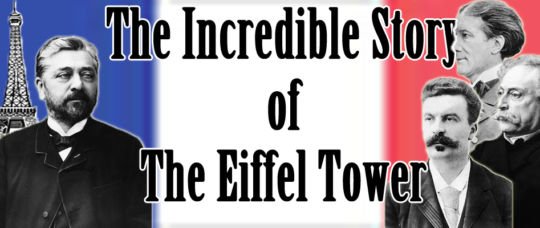 Origin story of the Eiffel Tower