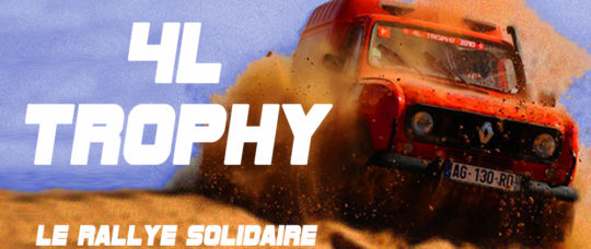 4L Trophy, the humanitarian rally