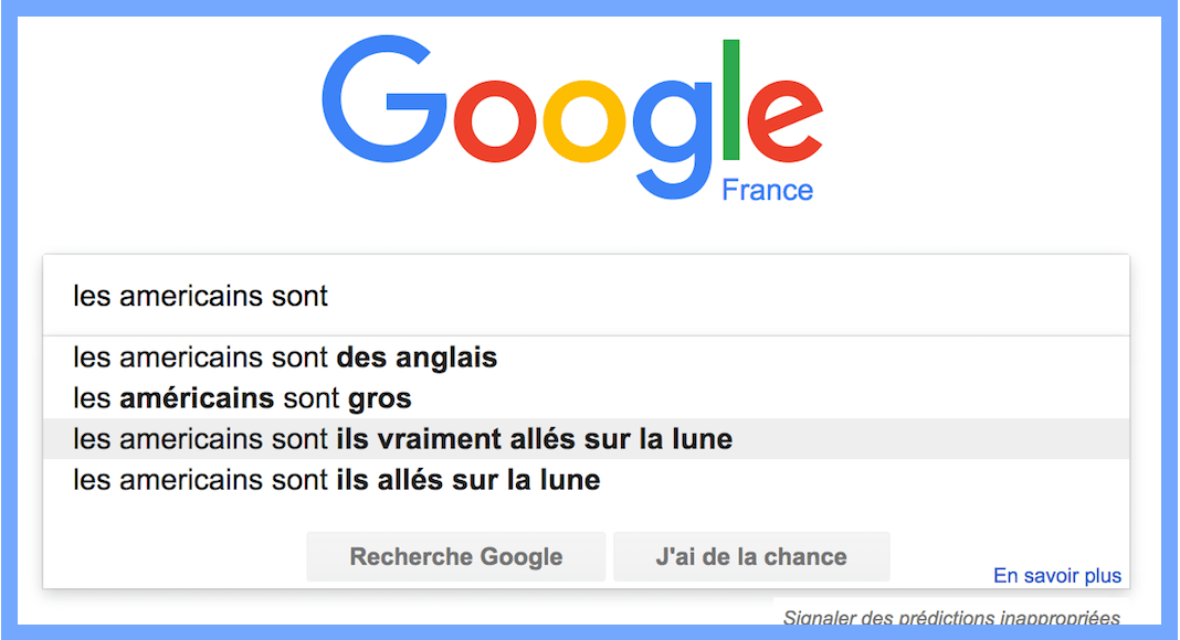 54 questions french people