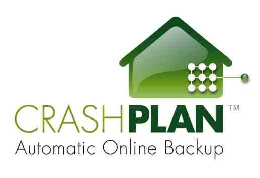 crashplan backup