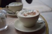 A Suisse Mokka from Cafe Intermezzo