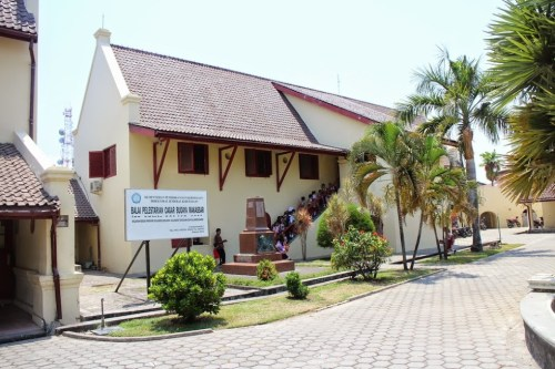Fort Rotterdam, Makassar, exponentielle, fonction, limite, courbe, variation, terminale
