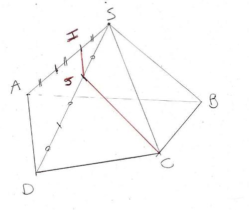 géométrie espace points droite face