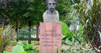 Albert Schweitzer memorial in Kaysersberg © French Moments