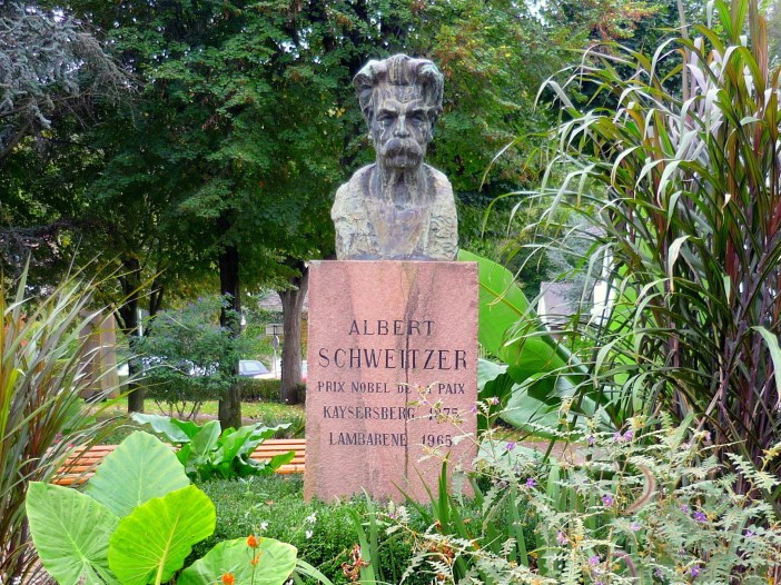 Albert Schweitzer memorial in Kaysersberg © French Moments