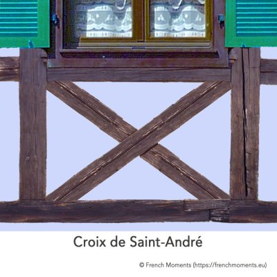 Alleges Fenetres Maison Alsacienne Croix Saint André © French Moments