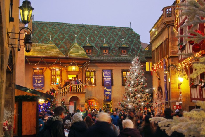 Most Beautiful Christmas Markets: Colmar© French Moments