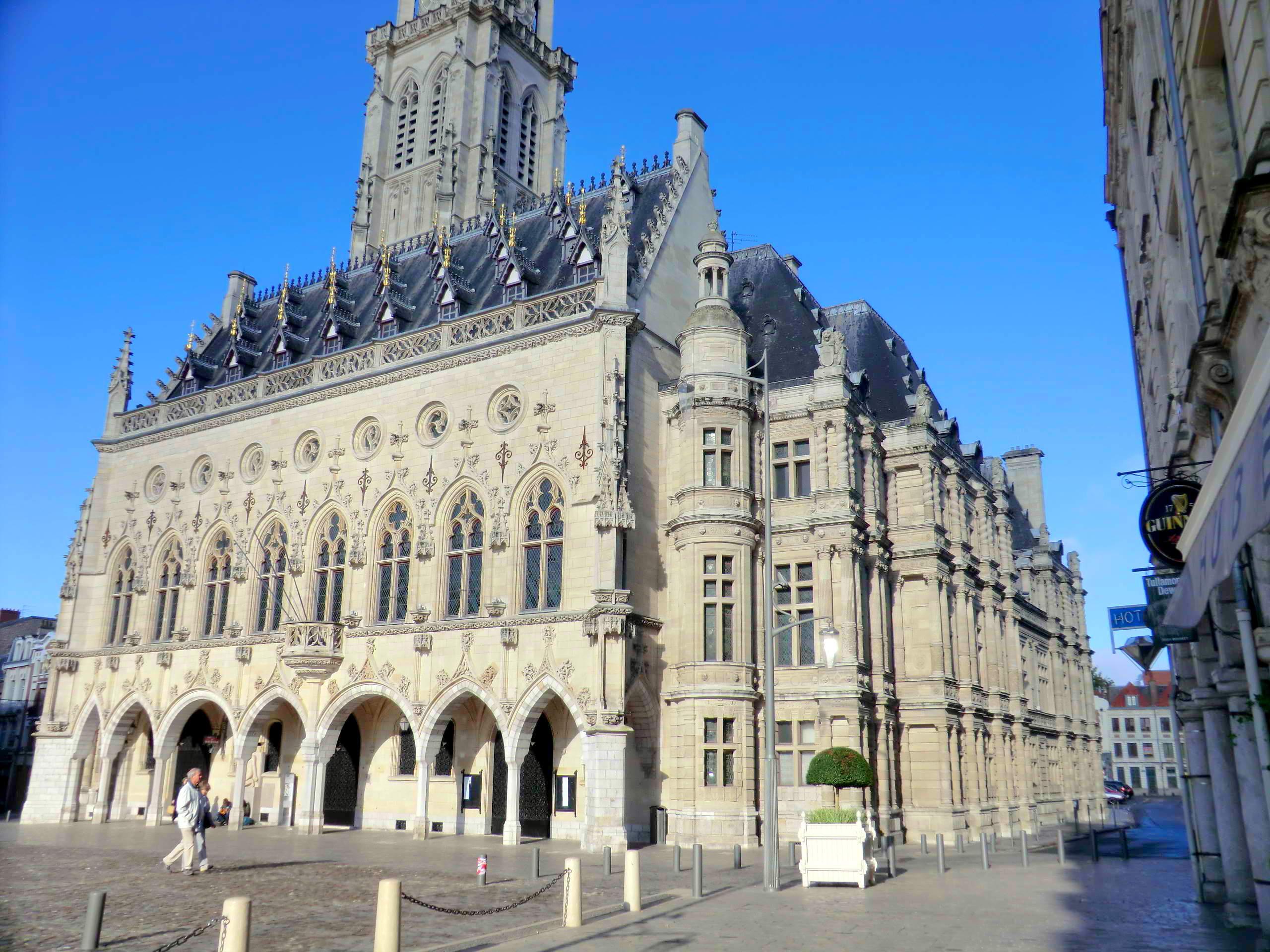 Arras City