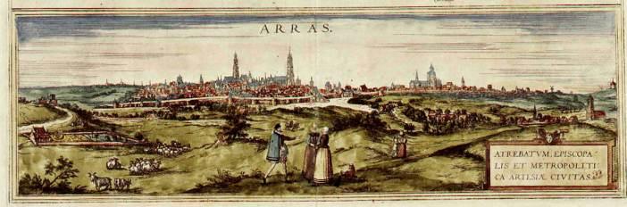 Arras in 1572
