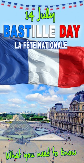 What you need to know about Bastille Day © French Moments