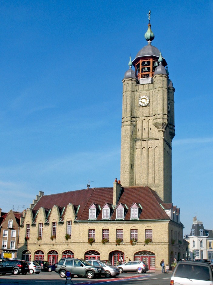The Belfry of Bergues © Michelle Martin - French Moments