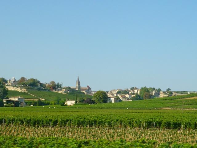 Bordelais Region near Saint-Émilion © French Moments