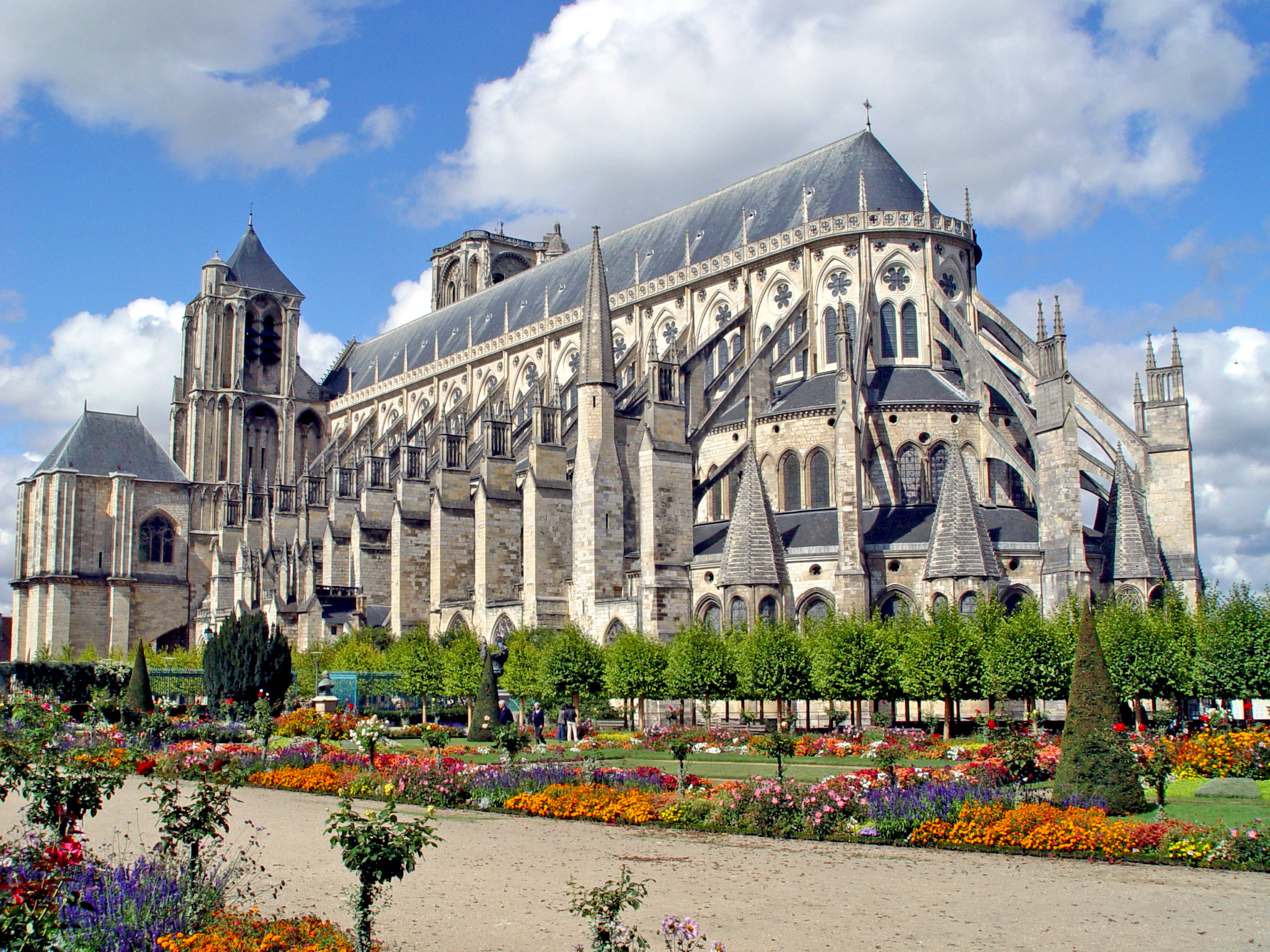 Bourges Cathedral - French Moments