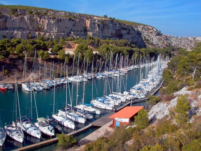 Calanque of Port-Miou © Olivier Risnes