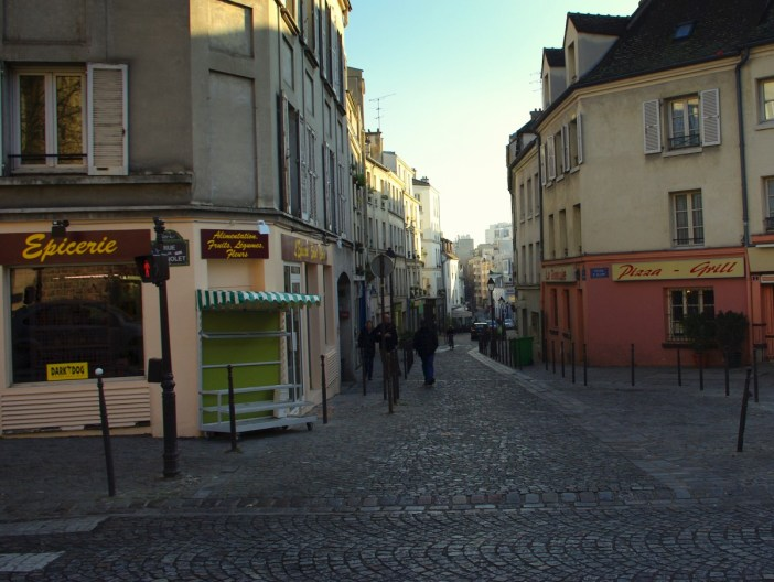 Rue St. Blaise, village of Charonne © French Moments