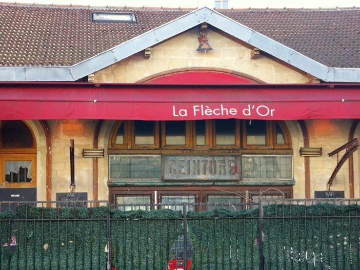 Café de la Flèche d'Or © French Moments