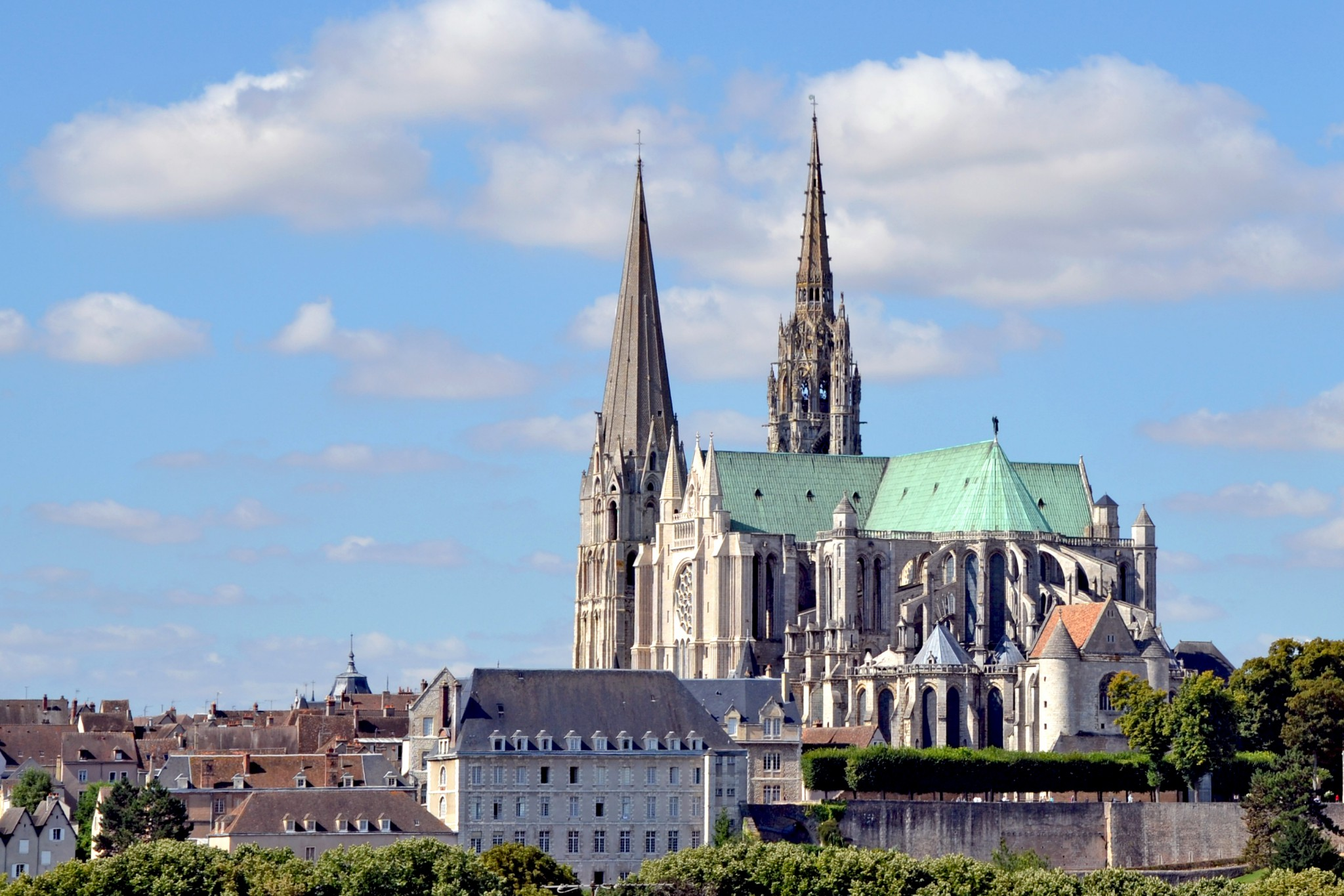 Chartres Cathedral  French Moments