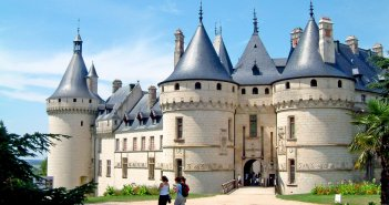 Chaumont sur Loire Castle © Christophe.Finot - licence [CC BY-SA 1.0] from Wikimedia Commons