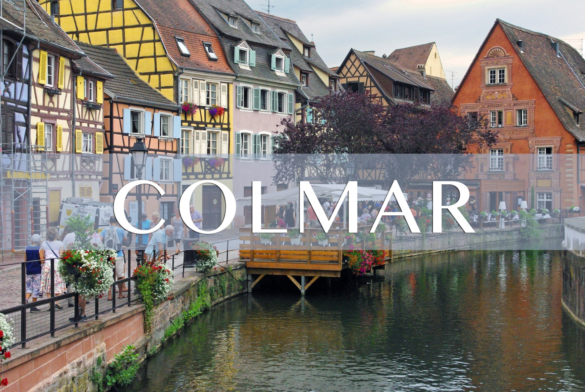 Elsass Karte Colmar.Discover Colmar The Capital Of Alsace Wines French Moments