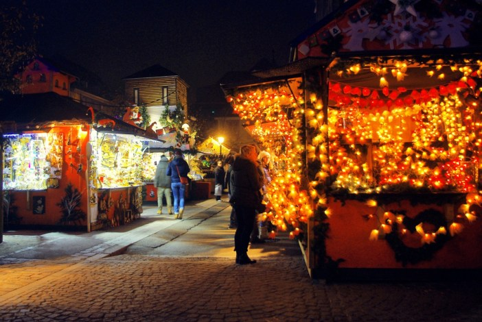 Christmas at the Little Venice of Colmar © French Moments