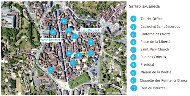 Sarlat by French Moments