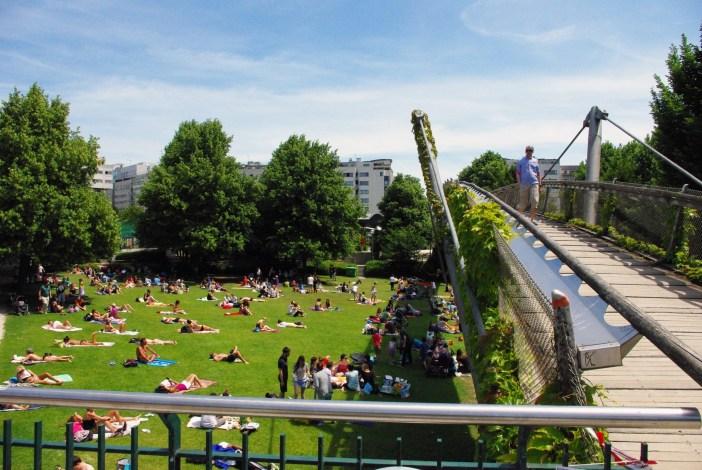 Parks and Gardens of Paris: Coulée Verte René-Dumont © French Moments