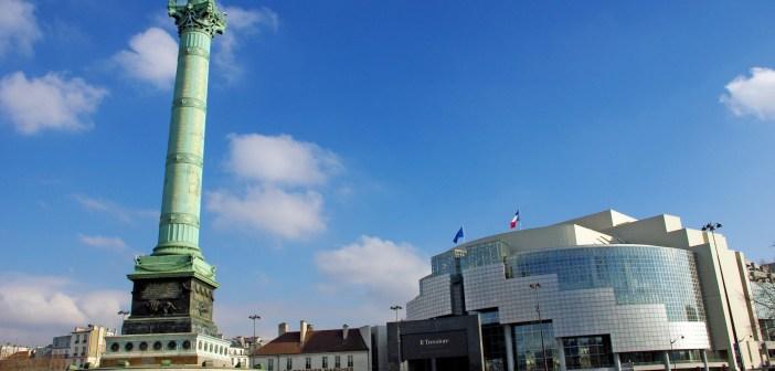 Place de la Bastille © French Moments