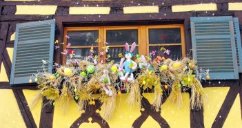 Easter traditions in France Alsace